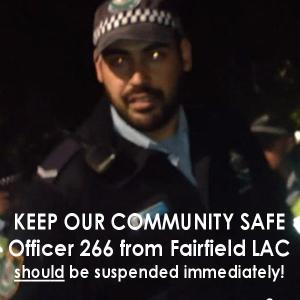 'Keep our community safe'